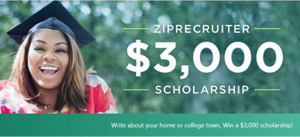 ZipRecruiter Scholarship Program